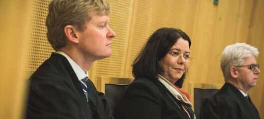 Tidligere UiO-ansatt møter i Høyesterett