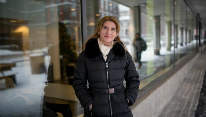 Kristel Skorge er direktør ved Kunsthøgskolen i Oslo.