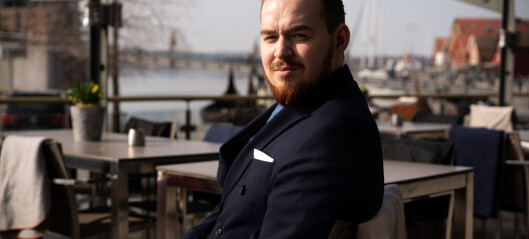 Daniel Hansen Masvik ønskjer å leia studentane