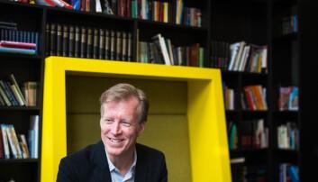 Rektor Curt Rice ved OsloMet har forhandla fram ei eiga avtale om fagleg oppdatering og fast tilsetting .