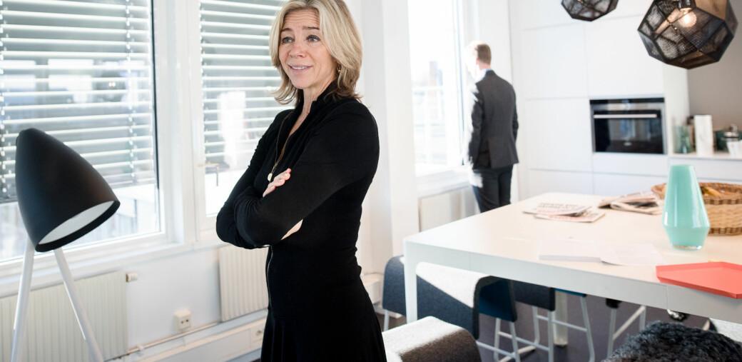 Konstituert rektor ved OsloMet, Nina Waaler ønsker å starte opp profesjonsutdanning i psykologi på Romeriket sammen med Ahus, blant andre. .