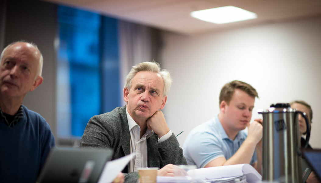 Vidar Sannerhaugen, tidligere direktør i Kjeller Innovasjon og styremedlem i Nicarnica.