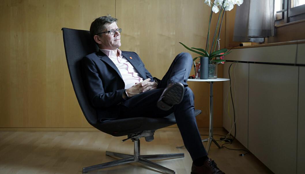 Rektor ved Universitetet i Oslo, Svein Stølen, utfordrer i innlegget regjeringen om å revitalisere også den norske forskningstenkningen.