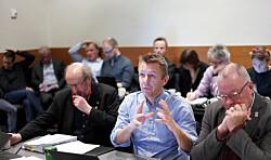Espen Leirset blir lokal Ap-politiker
