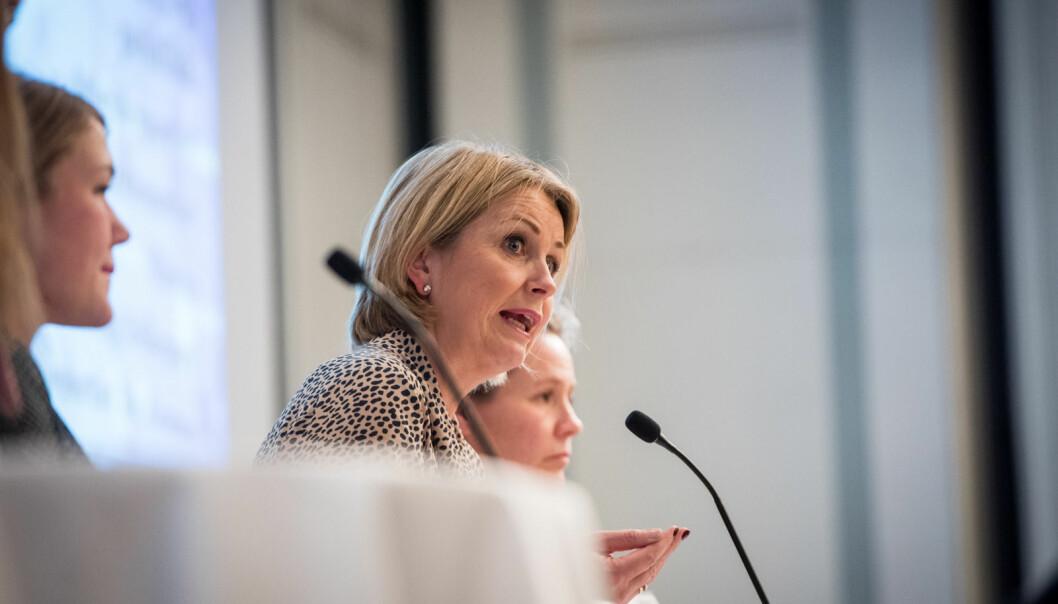 Min ambisjon er uansett at Nokut fortsatt skal være et moderne og europeisk ledende kvalitetssikringsorgan, skriver Kristin Vinje.
