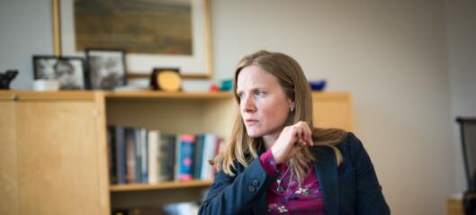 Forskningsrådsdirektøren: — Best mulig evaluering av søknadene er viktigste anliggende for meg
