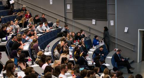 Styrk studenters rettigheter