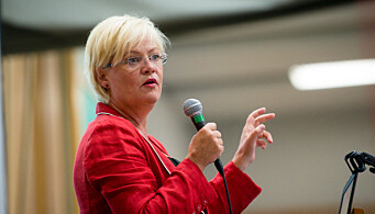 CICERO-direktør Kristin Halvorsen.