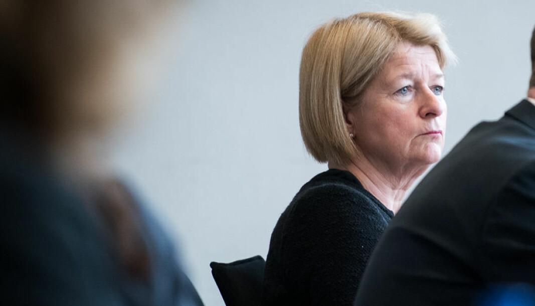 Med den sterke støtta til gradsforskrifta er UiT-rektor Anne Husebekk del av ei konserverande kraft i det norske utdanningssystemet, som er moden for oppløysing, skriv Klaus Mohn.