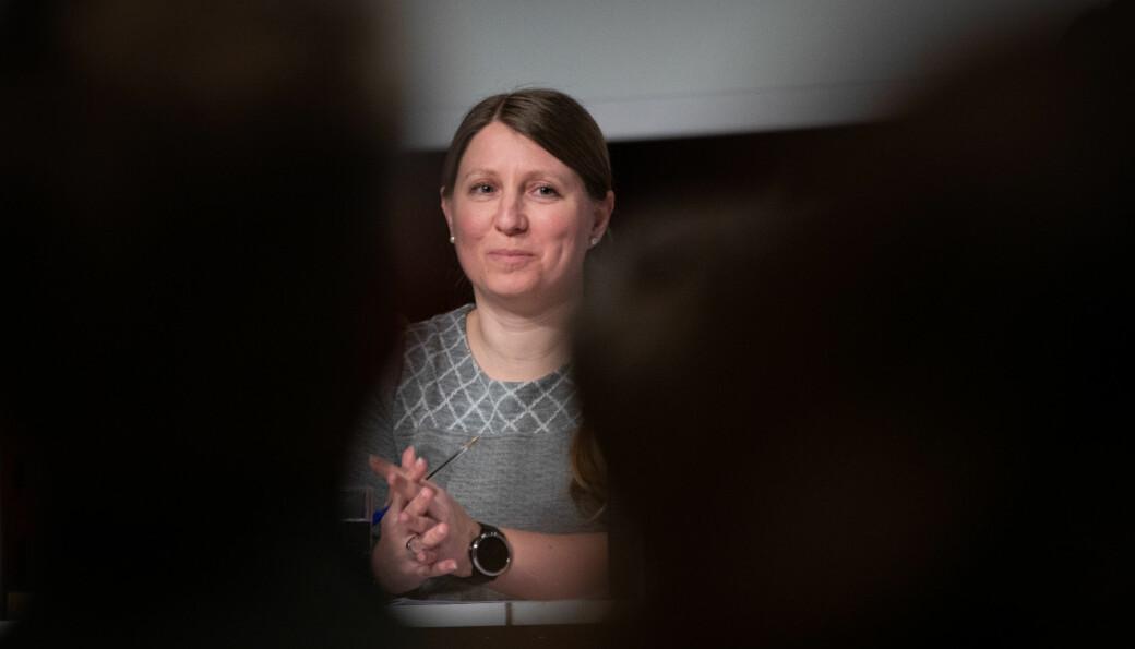 — Konsekvensene av det spesielle oppgjøret i fjor forfølger oss inn i årets lønnsoppgjør. I fjor var lønnsveksten i industrien vesentlig høyere enn i staten. Det må få konsekvenser for årets oppgjør, sa Gruo Elisabeth Lind i dagens lønnsforhandlingsmøte.