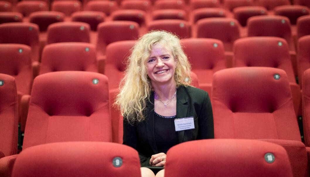 — De er rett og slett en ressurs for norsk forskning, sier internasjonal direktør Kristin Danielsen i Forskningsrådet .