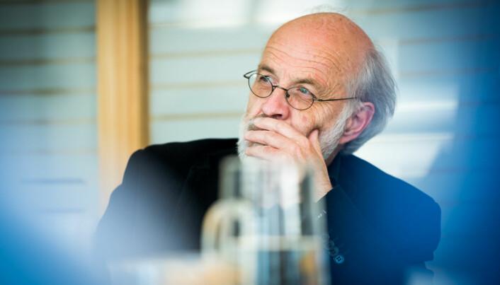 Rektor Petter Aasen ved Universitetet i Sørøst-Norge ber om at forslaget blir lagt dødt.