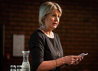 Kristin Vinje, visedekan for innovasjon og samfunnskontakt ved MatNat, UiO