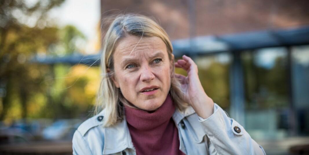 Nina Sandberg (Ap) sier at en helhetlig vurdering gjør at hun ikke stiller til gjenvalg i 2021.