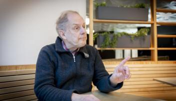 Språkprofessor Gunnstein Akselberg hyller Ludvig Holberg.