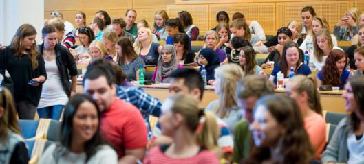 Hvorfor lærerutdanningen er eneste studium med lavere interesse
