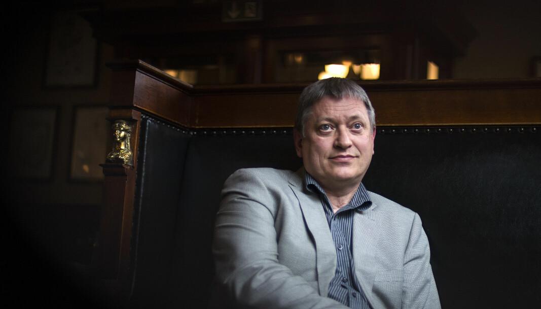 Alf Rasmussen er genralsekretær i Unviersitets- og høgskolerådet.
