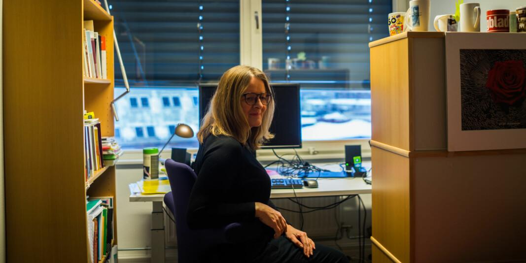 Professor Anne Birgitta Nilsen mener det er behov for å sette ord på professor- og dosentrollen.