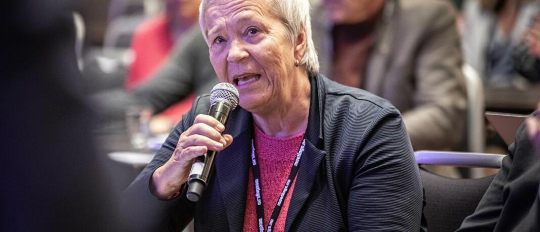Kathrine Skretting.