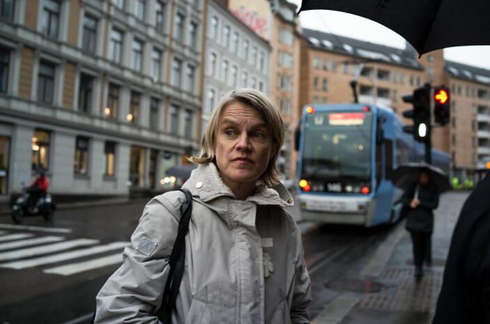 Stortingsrepresentant Nina Sandberg (Ap).