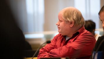 Styrerepresentant Tim Torvatn under et møte i september 2019.