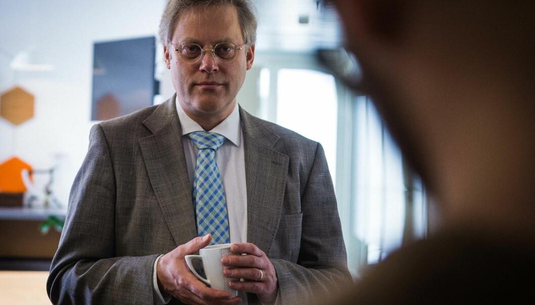 Tilsynsdirektør i Nokut svarer NTNU-professor Arne Krokan om hvem som skal kunne ta masteremner.