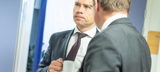 Høgskolen i Østfold ansetter rektor på torsdag
