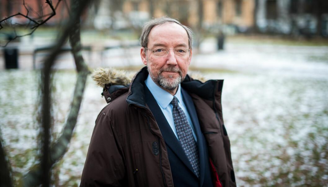 — Viser at det er mulig å få til endring ved å stille tydelige forventninger, sier områdedirektør i Forskningsrådet, Jesper Werdelin Simonsen.