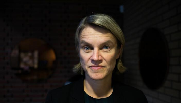 Stortingsrepresentant for Arbeiderpartiet Nina Sandberg.