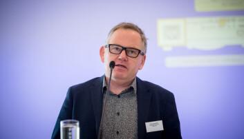 Fungerende dekan Finn Aarsæther sier at ledelsen ikke er kjent med konklusjonene i faktarapporten fra advokatfirmaet Hjort.