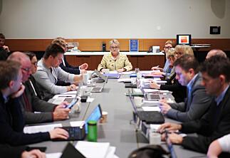 Følg dagens styremøte ved Nord universitet