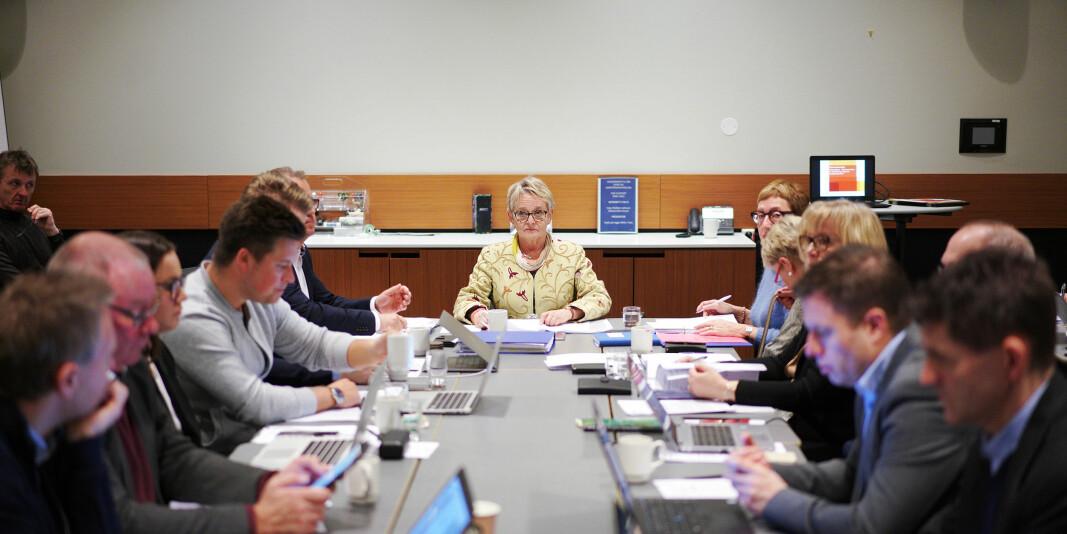 Styret ved Nord universitet har blant anna bemmaingsplan og studiestadstruktur på dagsorden på styremøtet i Bodø onsdag.