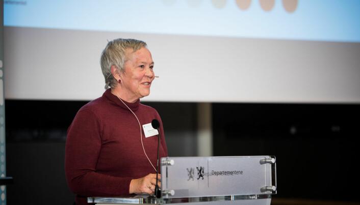 Rektor ved Høgskolen i Innlandet har store forventinger for det kommende året.