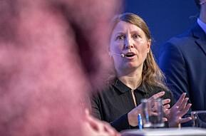 Kveldsjobbing må avtales lokalt, sier Guro Lind, leder i Forskerforbundet. Foto: Siri Øverland Eriksen
