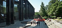 Kor har det blitt av kommunismen på campus?