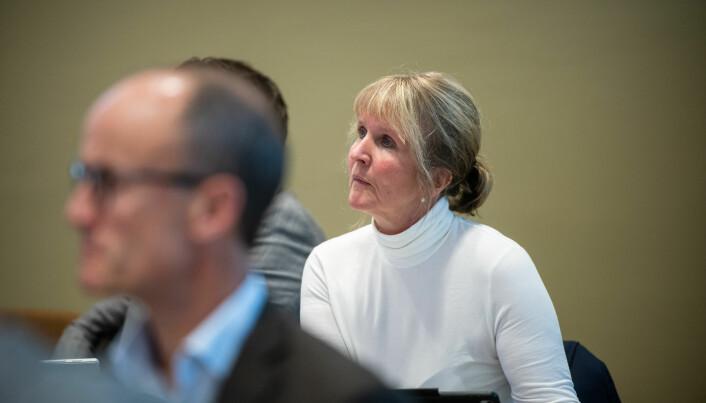 Leiar for valstyret ved NTNU, organisasjonsdirektør Ida Munkeby, seier dei vil vurdere om dei skal supplere med enda meir informasjon på valsidene, etter årets val.