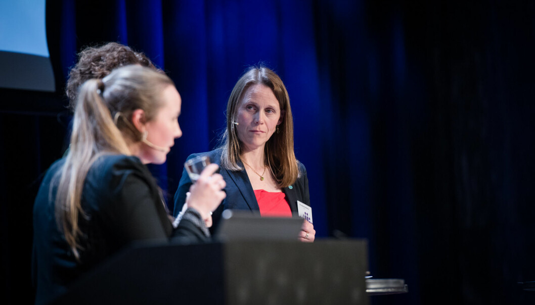 Lise Lyngsnes Randeberg er president i Tekna. Hun er svært lite fornøyd med de forslagene regjeringen nå legger fram for etter- og videreutdanning.
