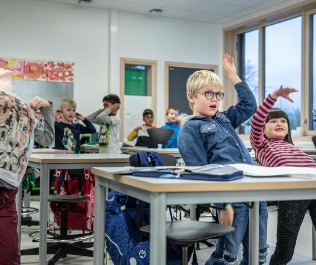 Om villedende tall for lærermangel og reserver utenfor skolen
