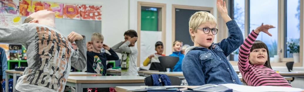 «Antallet ufaglærte kan meget vel nå 6-8000 om få år, som følge av blant annet manglende produksjon av lærere i år.»