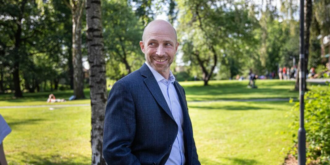 Professor Anders Malthe-Sørensen, ved Det matematisk-naturvitenskapelige fakultet er en av de ansatte ved Universitetet i Oslo som nå kan kalle seg merittert underviser.