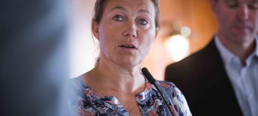 Direkte fra Arendalsuka: Grønn giv på toppmøte om forskning