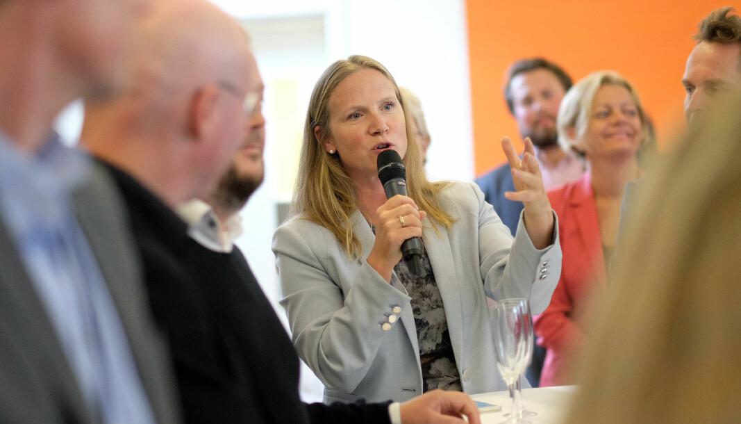 Det råder for stor usikkerhet om når fase 3 vil kunne innføres til at en oppheving av innreiseforbudet først i dette trinnet vil være tilstrekkelig for å unngå store konsekvenser for norsk forskning, skriver adm. dir. i Forskningsrådet, Mari Sundli Tveit.