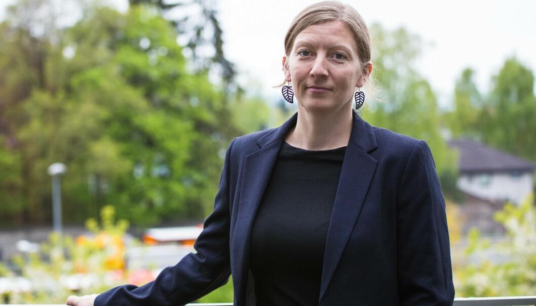 Katja Enberg svarer på kritikken som ble rettet mot hennes innlegg om kjønnsbalanse.