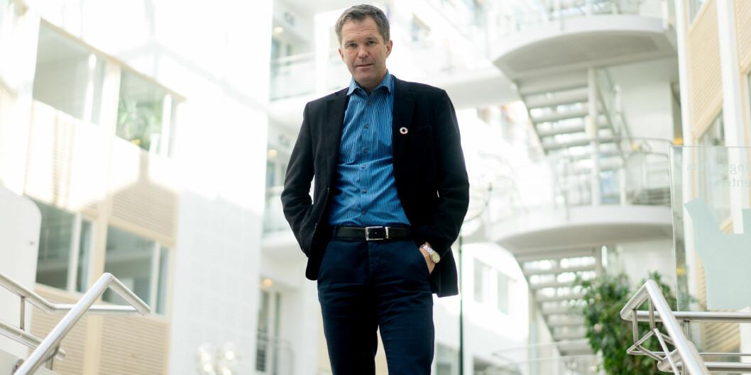 John-Arne Røttingen er administrerende direktør i Forskningsrådet