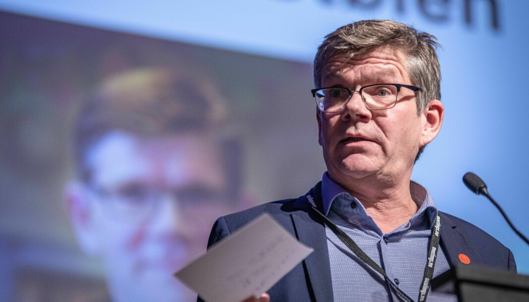 Rektor ved UiO, Svein Stølen (bildet), er innstilt som nestleder i det nye UHR-styret. Han maner til mer åpenhet og felles innsats.