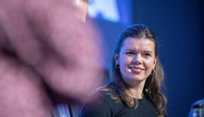 Bente Kalsnes, medieforsker Høyskolen Kristiania.