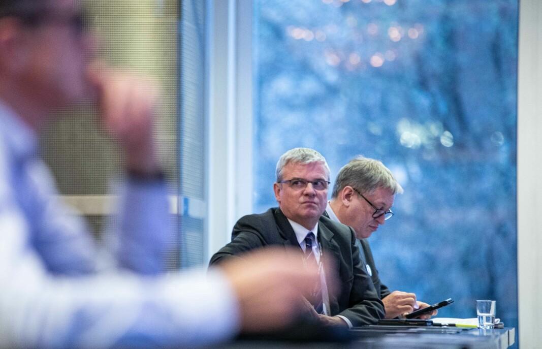 Noverande direktør i Diku, Harald Nybølet, vart tilsett i 2016. Han stadfestar at han vil søke stillinga som direktør i det nye direktoratet.