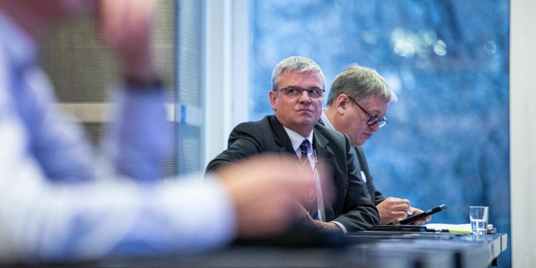 Kompetanse Norge og Diku med direktør Harald Nybølet i spissen skal dele ut millioner til aktører som raskt klarer å stable digitale studietilbud på beina.