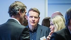 Lars Atle Holm, direktør ved NMBU. Foto: Siri Øverland Eriksen