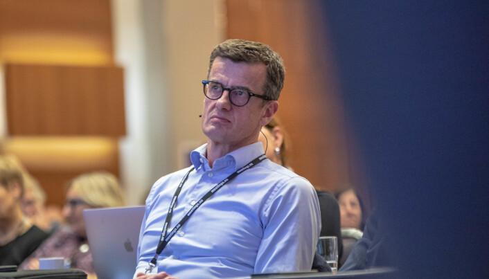 UiS-rektor Klaus Mohn stiller spørsmål ved konsekvensutredningen fra universitetssykehuset.